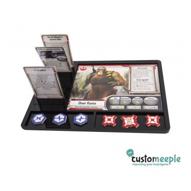 Imperial Assault - Character Tray