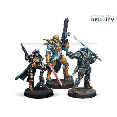 Infinity - Yu Jing - Booster Pack Alpha