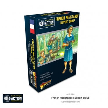 Bolt Action - French Resistance Support Group