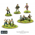 Bolt Action - French Resistance Support Group 1