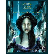 The Yellow King - Absinthe in Carcosa