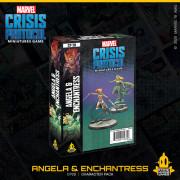 Marvel Crisis Protocol -  Angela & Enchantress