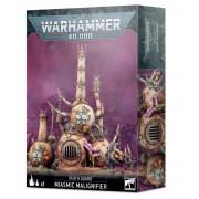 W40K : Death Guard - Exhausteur Miasmatique
