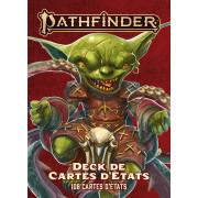 Pathfinder 2 - Deck de Cartes d'Etats