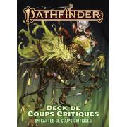 Pathfinder 2 - Deck de Coups Critiques