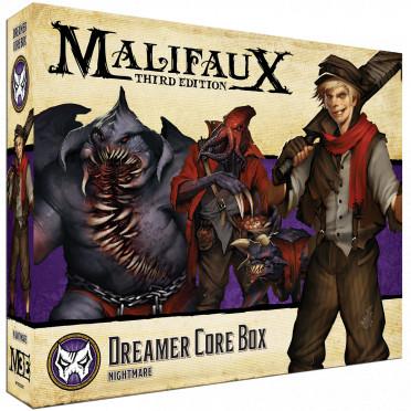 Malifaux 3E - Neverborn - Dreamer Core Boxe