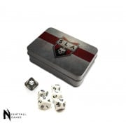 SLA Industries RPG 2nd Edition - Limited Edition - Dice Tin Set