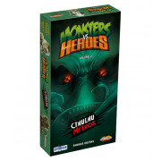 Monsters vs. Heroes Volume 2: Cthulhu Mythos