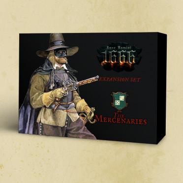 Anno Domini 1666 - Mercenaries