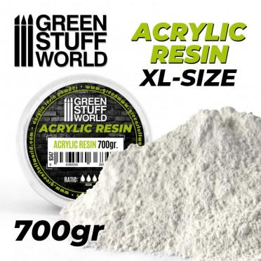 Acrylic Resin 700gr
