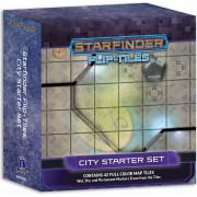 Starfinder Flip-Tiles: City Starter Set