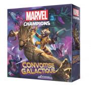 Boite de Marvel Champions : Le Jeu de Cartes - Convoitise Galactique