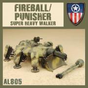Dust Tactics: Heavy Assault Walker