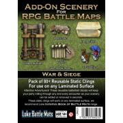 Add-On Scenery - War & Siege