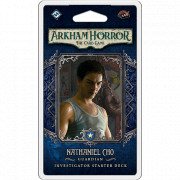 Arkham Horror : The Card Game - Nathaniel Cho Investigator Starter Deck