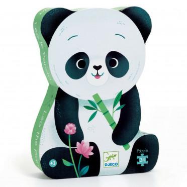 Puzzle Leo le Panda - 24 Pièces