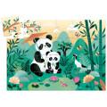 Puzzle Leo le Panda - 24 Pièces 1