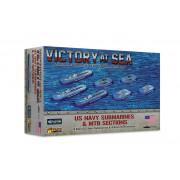Victory at Sea - US Navy Submarines & MTB Sections