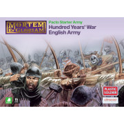 Mortem Et Gloriam: Hundred Years' War English Pacto Starter Army