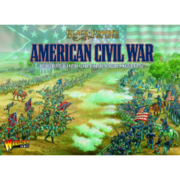 Black Powder Epic Battles: American Civil War