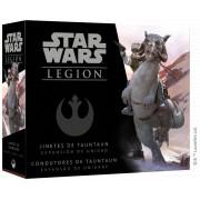 Star Wars Légion : Soldats Montés sur Tauntaun