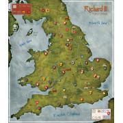 Richard III - Deluxe Neoprene Map