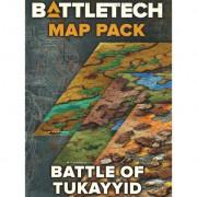 BattleTech Map Pack Battle For Tukayyid