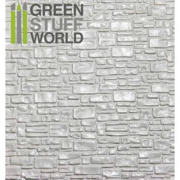 Plaque Texturée - Mur en Briques