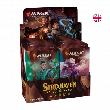 Magic The Gathering : Strixhaven - Pack of 5 theme boosters