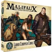 Malifaux 3E - Explorer's Society- Lord Cooper