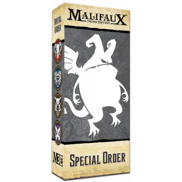 Malifaux 3E - The Bayou -Georgy & Olaf (Edition limitée)