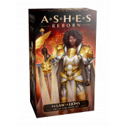 Ashes Reborn: The Law of Lions Deluxe Expansion