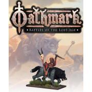 Oathmark: Goblin Wolf Rider Shaman