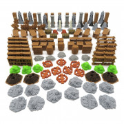 Set d'Upgrades - Gloomhaven - Jaws of the Lion