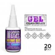 Colle Cyanoacrylate 20gr. (Gel)