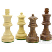 Rosewood chess pieces T2,5