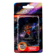 D&D Icons of the Realms Premium Figures - Male Dragonborn Fighter