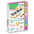 Tam Tam 1 2 3 - Je découvre les nombres - Le coffret 0