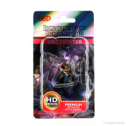 D&D Icons of the Realms Premium Figures - Half-Orc Fighter Female