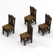 Sheaf Back Chair (x4)