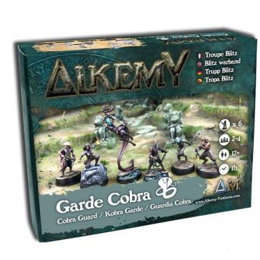 Alkemy - Aurlok - Cobra Guard Bliz Box Warband