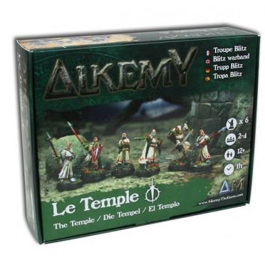 Alkemy - Avalon - Boite Blitz Temple