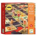 Puzzle Géant - La Ville 3