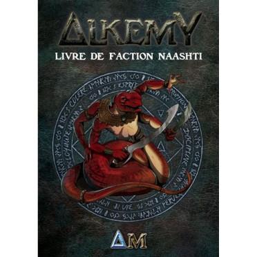 Alkemy - Livre Faction Naashti