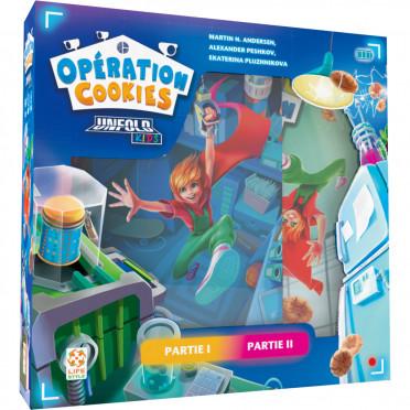 Unfold Kids : Opération Cookies