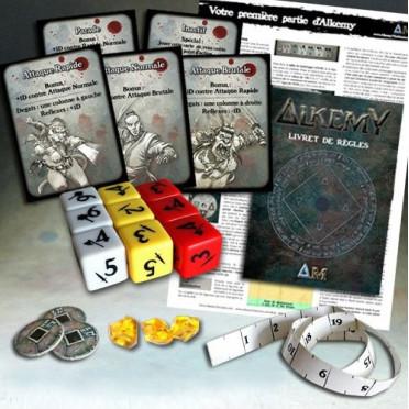 Alkemy - Pack de Jeu 1 Joueur