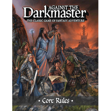 Against the Darkmaster - Core Rules