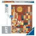 Puzzle Art Collection - Paul Klee - Château et soleil - 300 Pièces 0