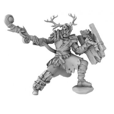 Druid Orc Antler
