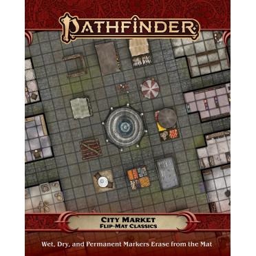 Pathfinder Flip-Mat Classics: City Market